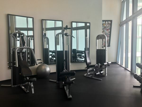 Terra Beachside Villas Fitness 2