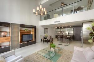 Terra Beachside Living room