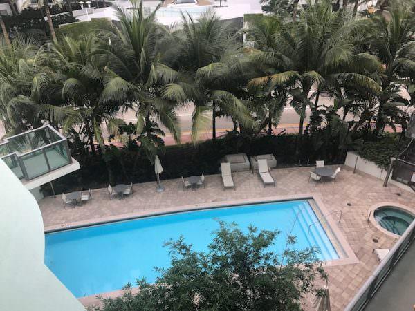 Terra Beachside Villas pool 1