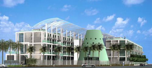 Terra Beachside Villas Building