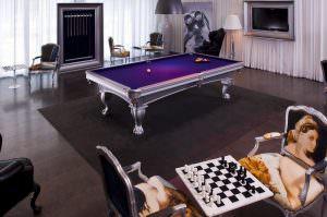 Icon Brickell Billiard Room