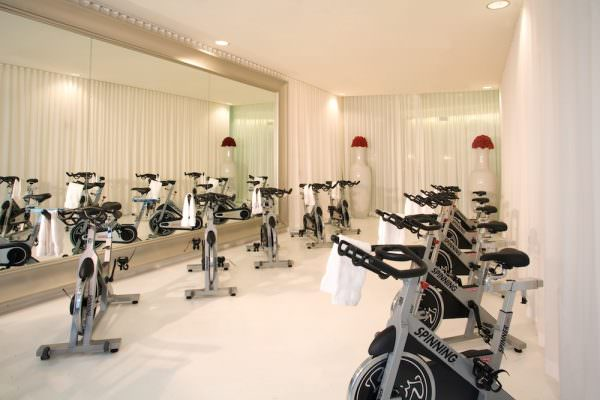 icon brickell Spinning Room