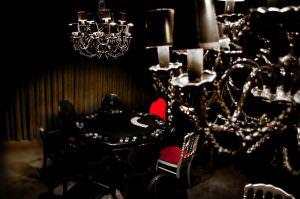 Icon Brickell poker room