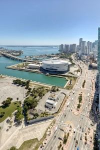 Marquis Miami SE view
