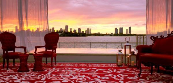 Mondrian Hotel Residences Bay view