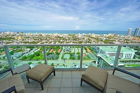 Mondrian Hotel Residences Ocean East View