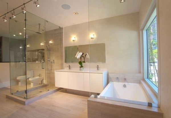 Brickell House Bathroom