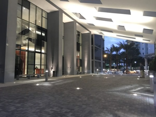 Brickell House Entrance