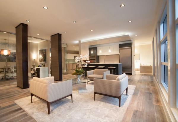 Brickell House Living room 2