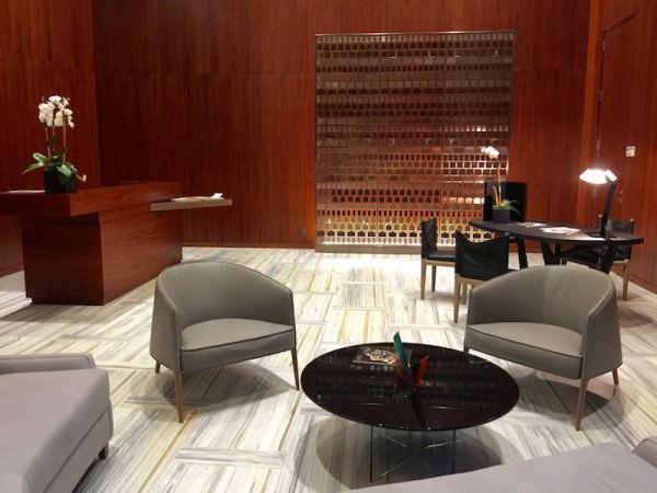 Brickell House Lobby