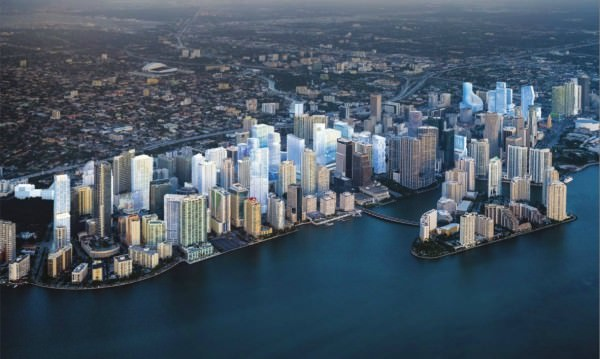 Miami 2020 Downtown Miami 2020