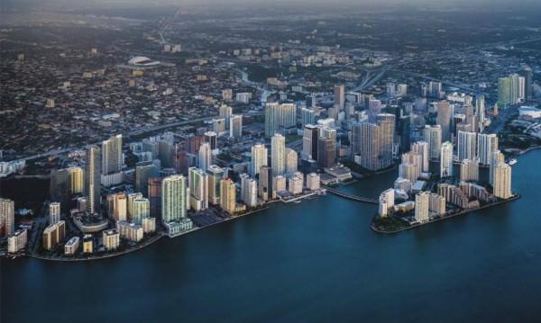 Miami 2020 Downtown Miami Today