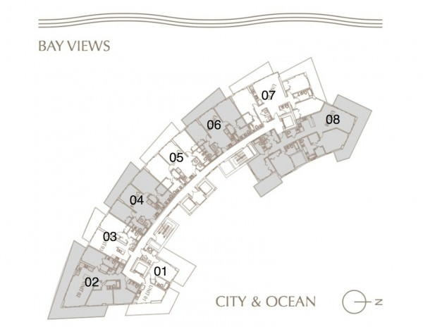 Eden House Key Plan