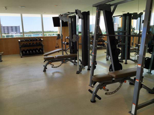 400 Sunny Isles Gym 3