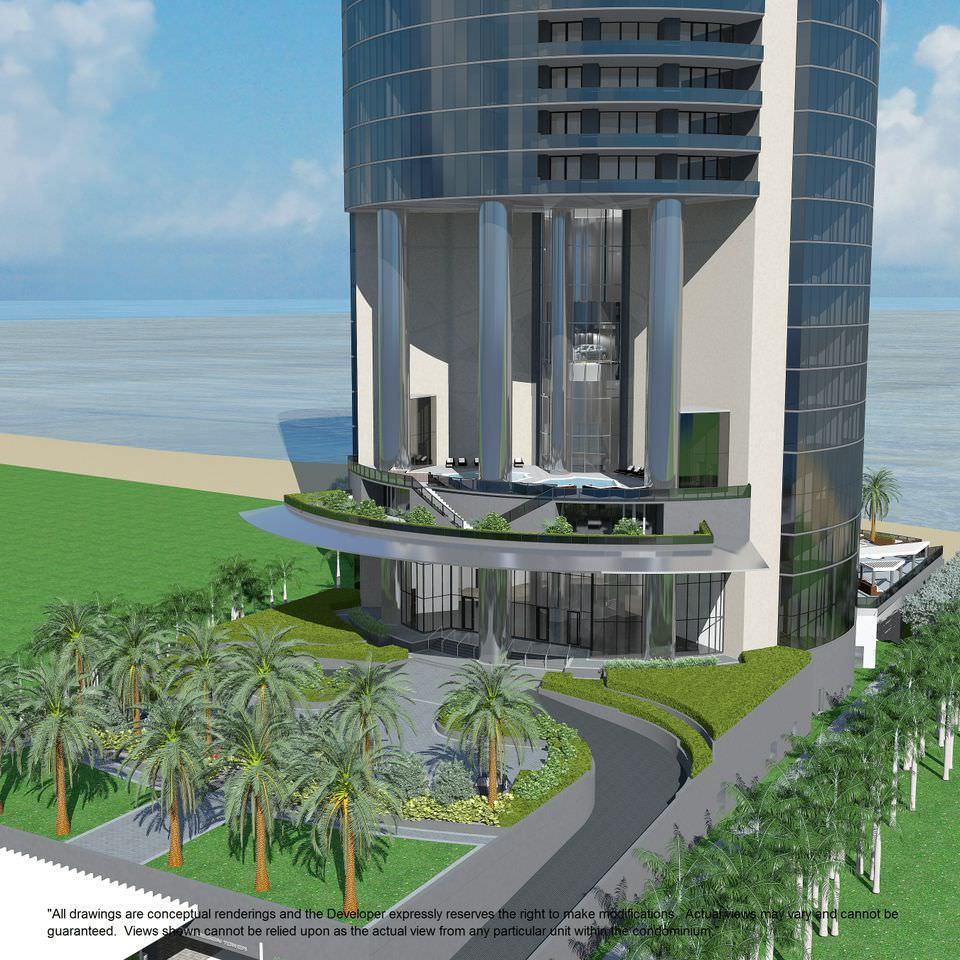 Porsche Design Tower 18555 Collins Ave Investinmiami Com