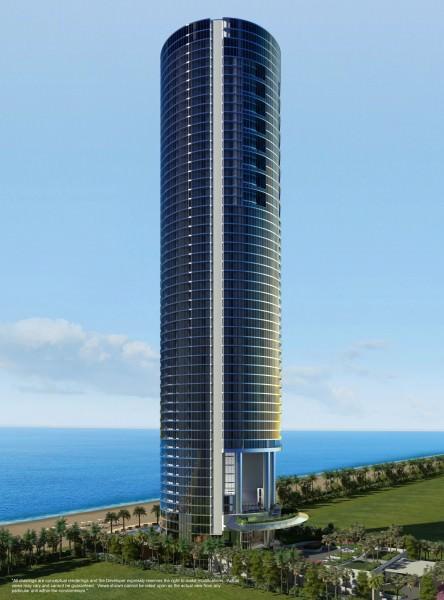 Porsche Design Tower Building