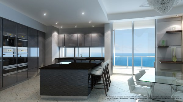 Exclusive Poggenpohl kitchens.