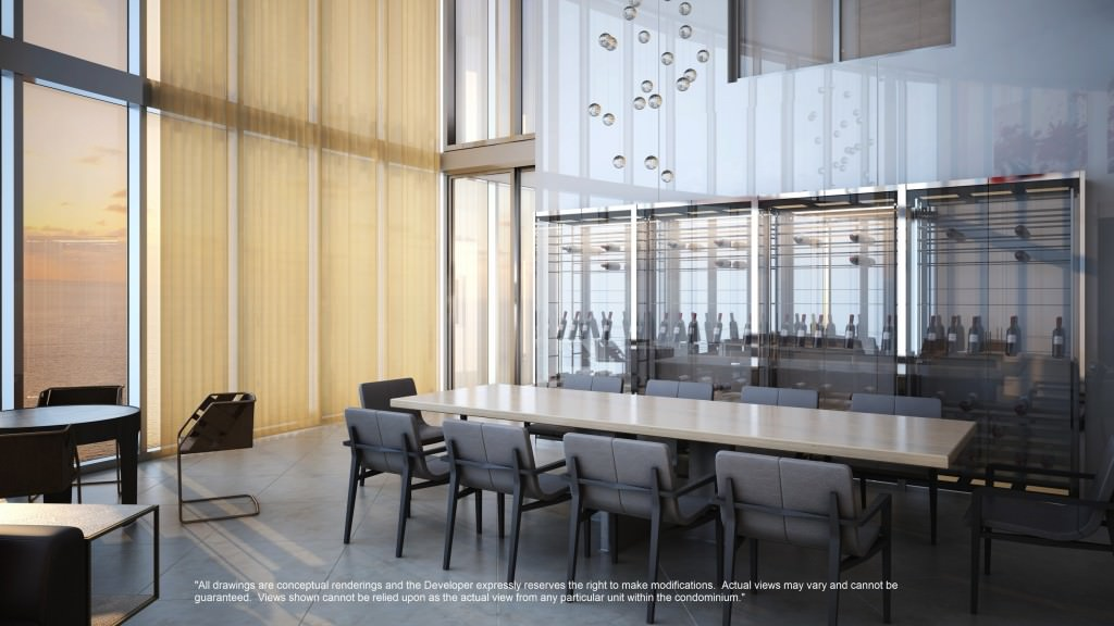 Porsche Design Tower Wine Cellar