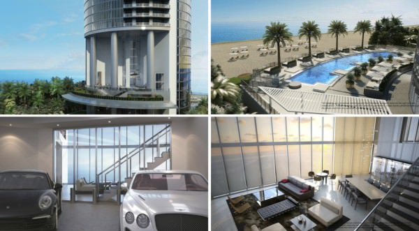 Only 132 luxury residences featuring fireplace and 2 car garage in the living room, starting at 4.5 million
