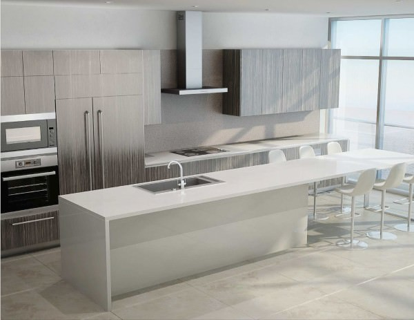 Chateau Beach Kitchen 2
