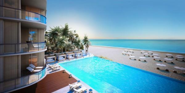 Chateau Beach Pool 1