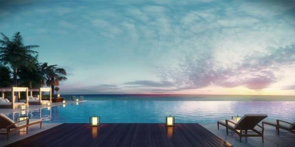 Chateau Beach Pool 2
