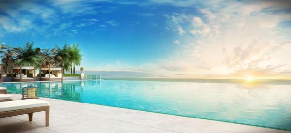 Chateau Beach Pool 3