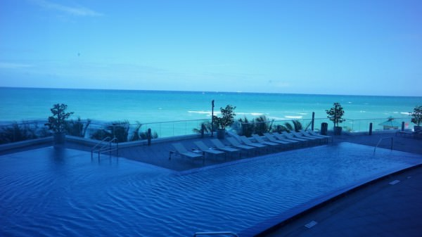 Jade Beach pool