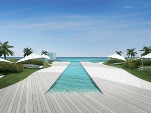 Regalia Sunny Isles Beach Pool Deck