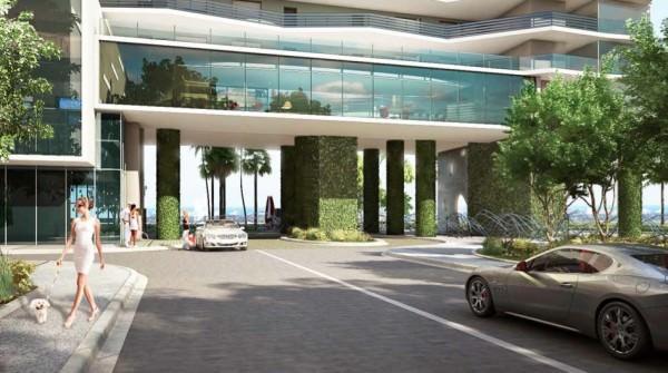 Icon Bay Driveway