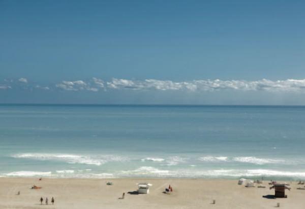 W South Beach Beach