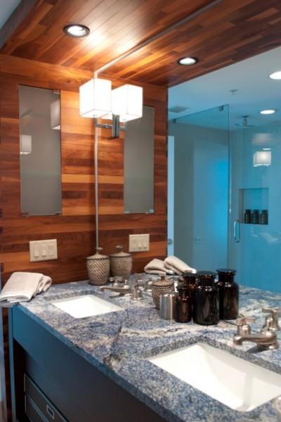 Carillon Hotel Residences Bathroom Detail