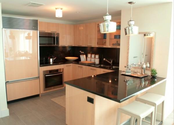 Carillon Hotel Residences Kitchen