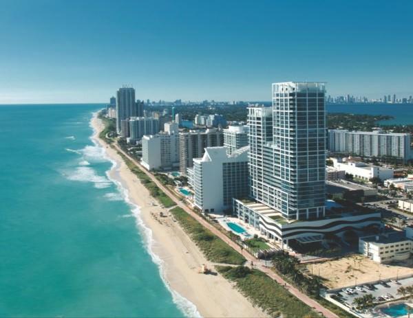 Carillon Miami Beach South View 2