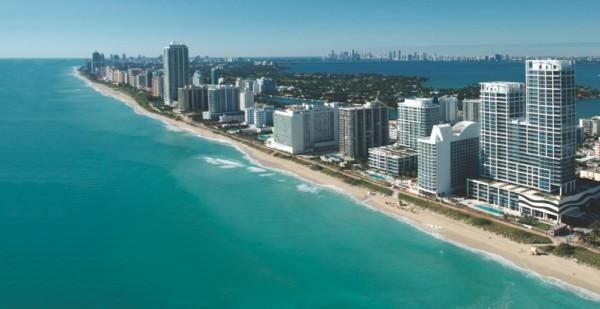 Carillon Miami Beach Residences South View
