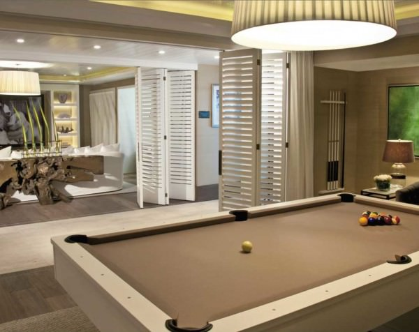 Ocean House Game room