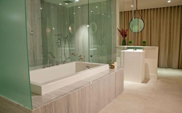 Ocean House Master Bath