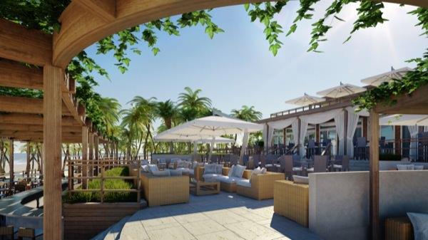Beach Resort Condo Residences Beach Club 2