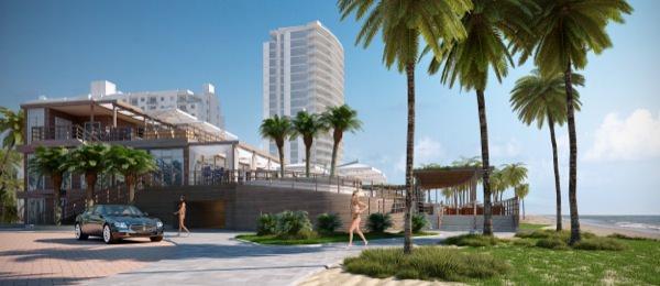 Beachwalk by Pininfarina