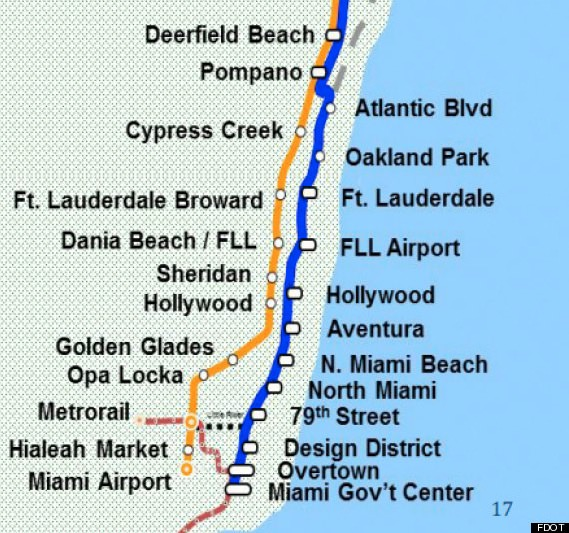 Downtown Miami On Track For Expanded Commuter Rail Service