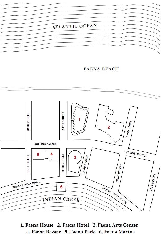 Faena House District Miami Beach