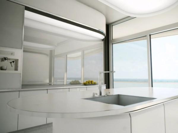 Faena House Kitchen