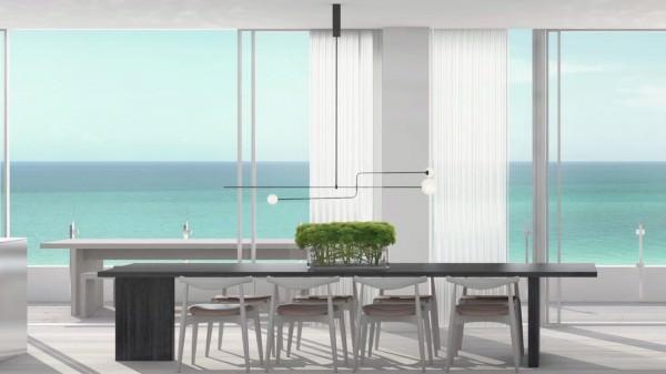 Edition Residences Miami Beach Dining