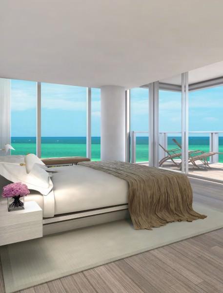 Edition Residences Miami Beach Miami Beach Bedroom