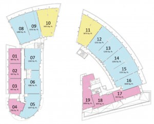 Peloro Site Plan