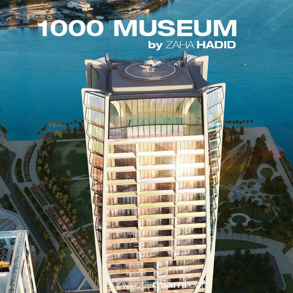 1000 Museum By Zaha Hadid Investinmiami Com