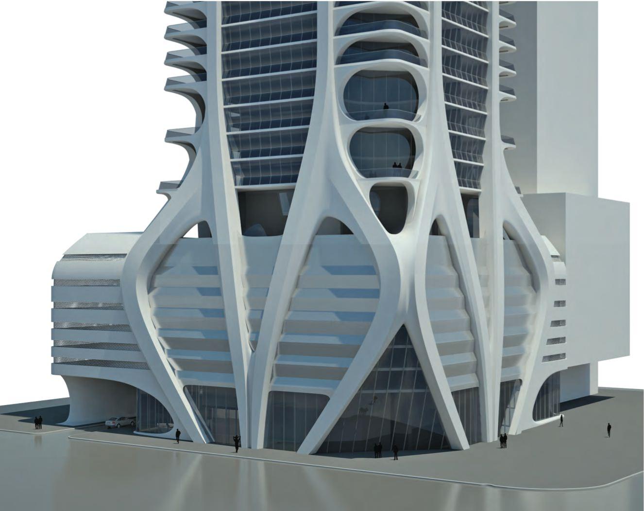museum building structure