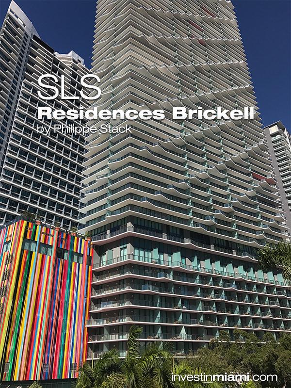 SLS Brickell Art