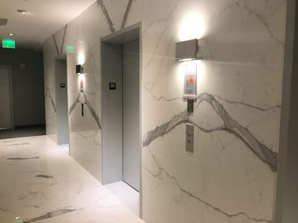 SLS Residences Brickell Elevators 1143