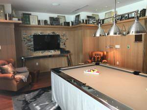 SLS Residences Brickell Game Room 1177